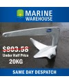 44LB (20KG) RAY ANCHOR GALVANISED